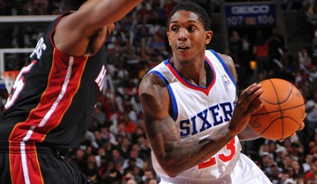 Gunman Decides Not To Rob The 76ers' Lou Williams, Lets Williams Treat Him For Fast Food Instead
