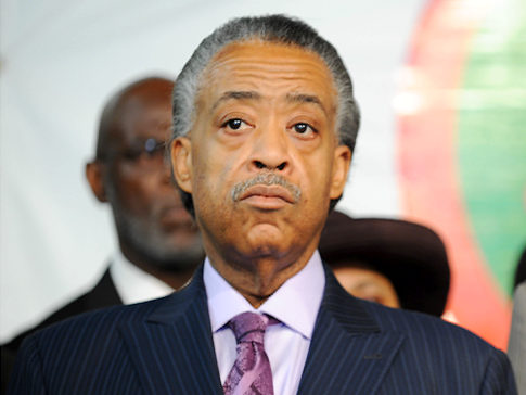 Is Rev. Al Sharpton Swimming in Debt?