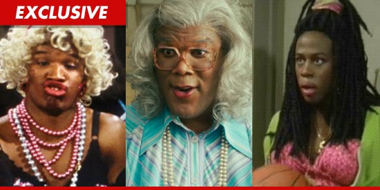 Jamie Foxx & Tyler Perry Sued By Inmate For Stealing Movie Idea!!!