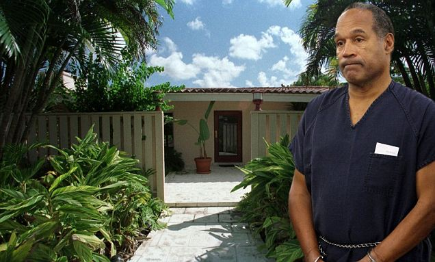 O.J. Loses Miami Bungalow To Foreclosure