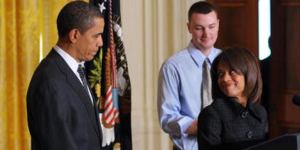 melody b Melody Barnes Leaves the Obama White House