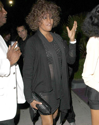 What's Wrong Whitney Houston Now? Concerns For Her Health After Leaving Club Bleeding