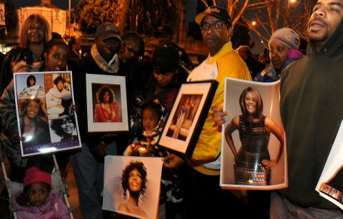 We will get a chance to say goodbye; Whitney Houston's funeral to stream live on internet