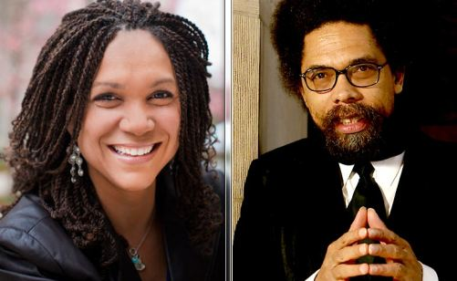 cornel west calls Melissa Harris-Perry a &quot;fake&quot; and a &quot;fraud&quot;
