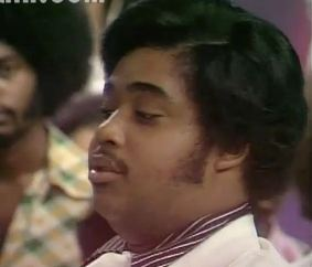 al sharpton speaks with don cornelius at the age of 19
