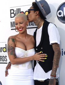 who is wiz khalifa girlfriend