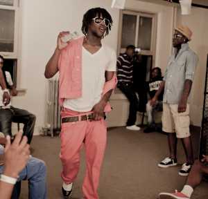 TheFader.com's interview with 16-year-old rapper Chief Keef highlights Chicago Police's Endorsement of violent behavior