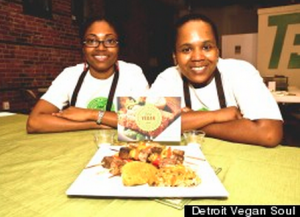 Detroit Vegan Soul created by Kirsten Ussery and Erika Boyd