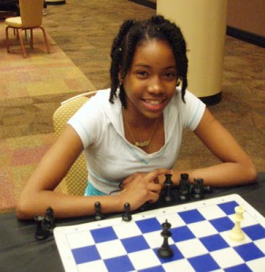 Awesome!!! First African-American Female Chess Master Could