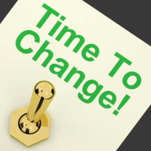 5 Ways To Come To Terms With Change