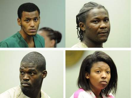 college students charged with murder