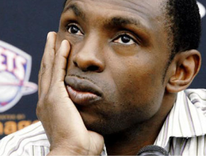 The Brooklyn Nets head coach Avery Johnson has been fired, Deron Williams dismisses his involvement in Johnson's dismissal.