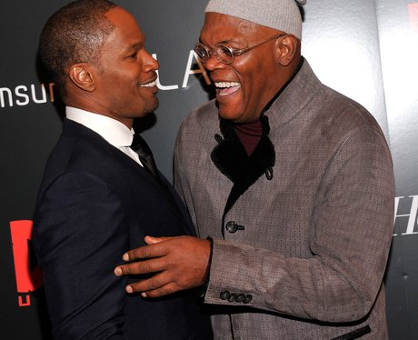 jamie foxx and samuel jackson