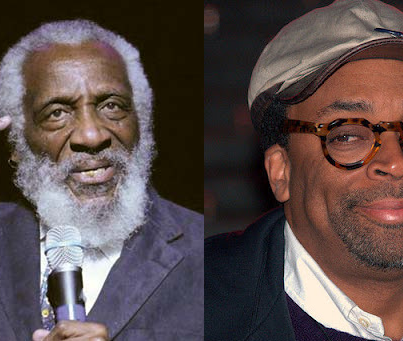 dick gregory spike lee