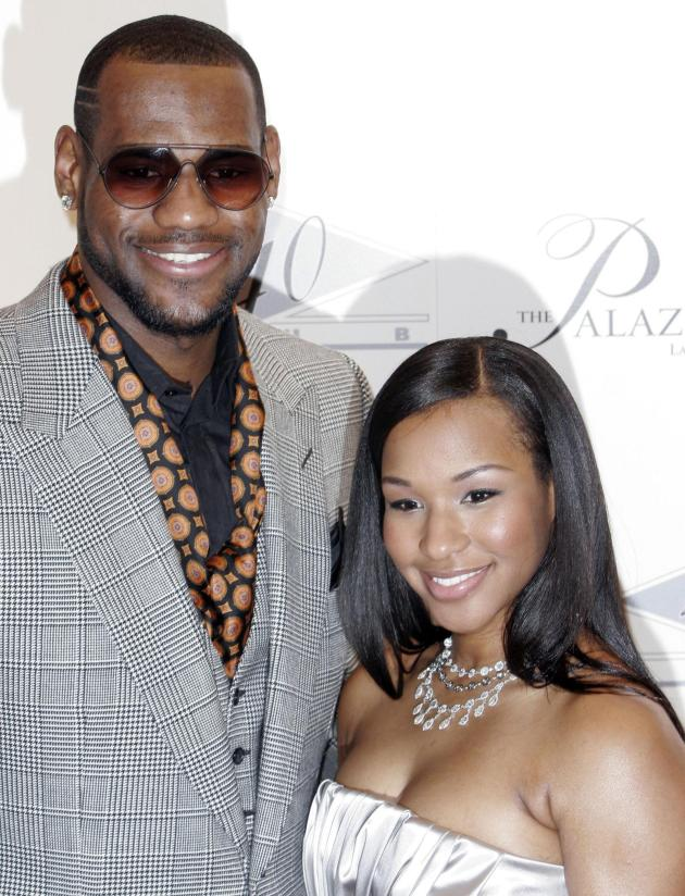 c8b1d980ebba Living Her Dream  LeBron James  Wife is Now a Business Owner - Your ...