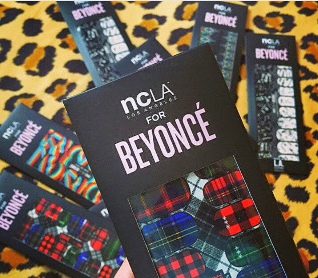 Beyonc Partners With Luxury Nail Polish Brand To Sell 118 Nail Art