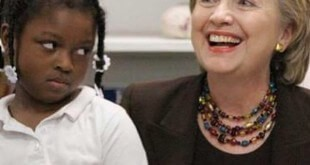 hillary wants the black vote