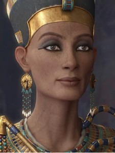 Egypt's Queen Nefertiti's Resting Place May Soon Be Discovered