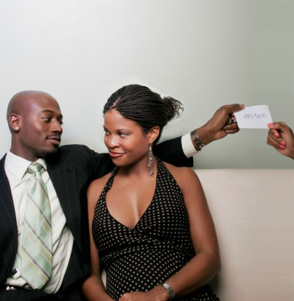 cheating black Wife man with