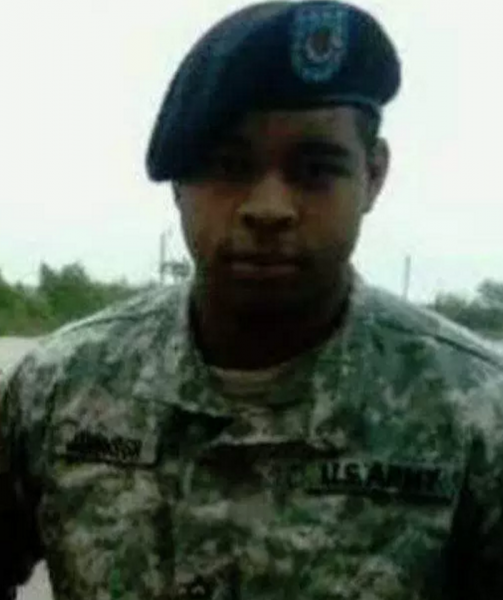 GRAPHIC: Picture of Micah Johnson, the Dallas Shooter, After he was Killed  by a Robot Bomb
