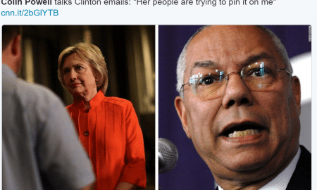 Powell emails