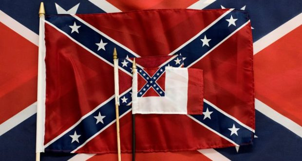 are names of slave owners the new confederate flag in schools