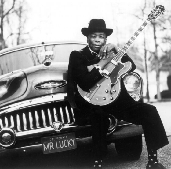 John Lee Hooker Was An American Blues Singer Songwriter And Guitarist He Rose To Fame Performing Electric Guitar Style Adaptation Of The Delta