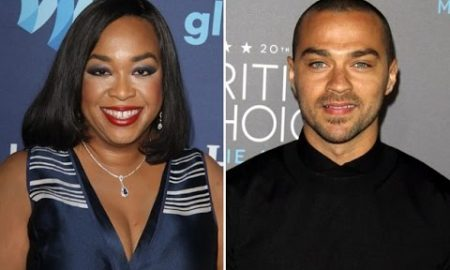 Shonda Rhimes Squashes Racists' Fantasies Of Firing Jesse Williams
