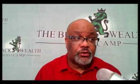 Dr Boyce Watkins:  Someone called me a racist, here's what I said
