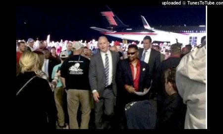 News: Trump Supported Is Called a 'Thug' And Thrown Out Of N.C. Rally