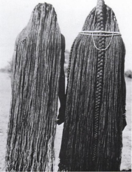 The Mbalantu Women Of Africa And Their Floor Length Hair Tradition