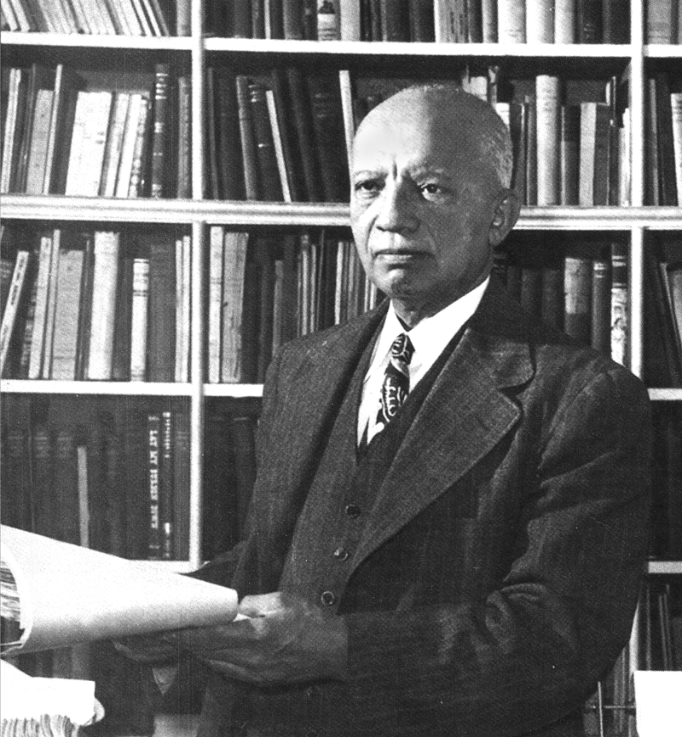 Carter G Woodson The Man Of The Hour Your Black World