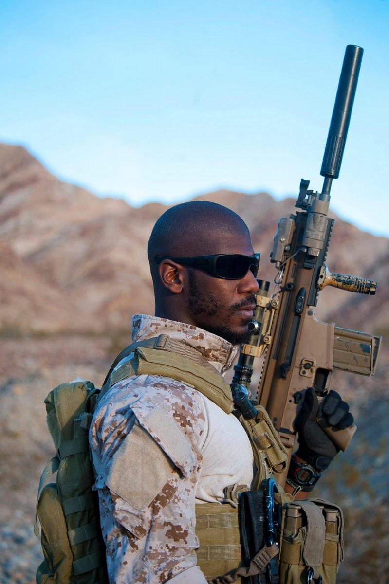 a former african american navy seal narrates how out of place it