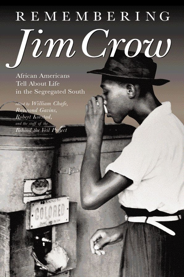 The Daily Limitations By Jim Crow To African Americans Your Black