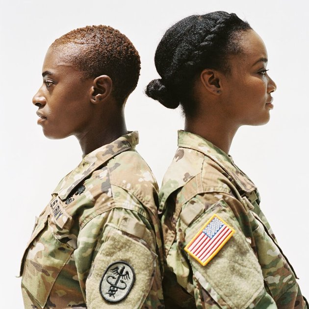 Another Way The Military Is Unfair On The Black Women Your Black