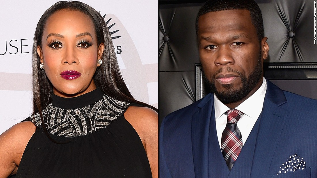 Vivica Fox Says She & 50 Cent Broke Up Because She Didn't Want To Be