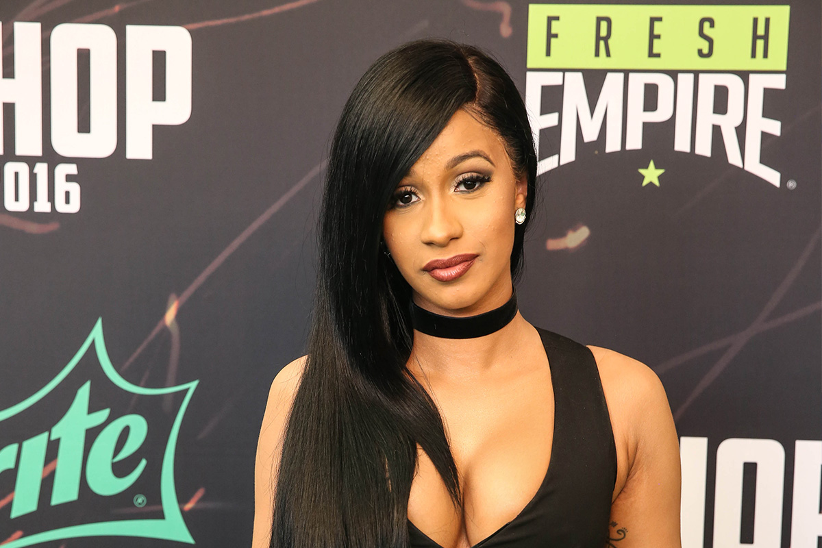 Cardi B Promises To Turn Her Life Around For The Better