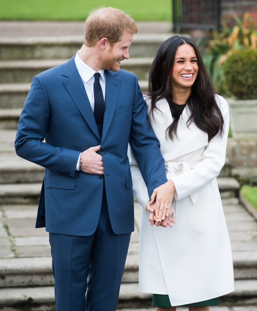 Media: Prince Harrys wife Megan Markle is pregnant with twins 21.06.2018