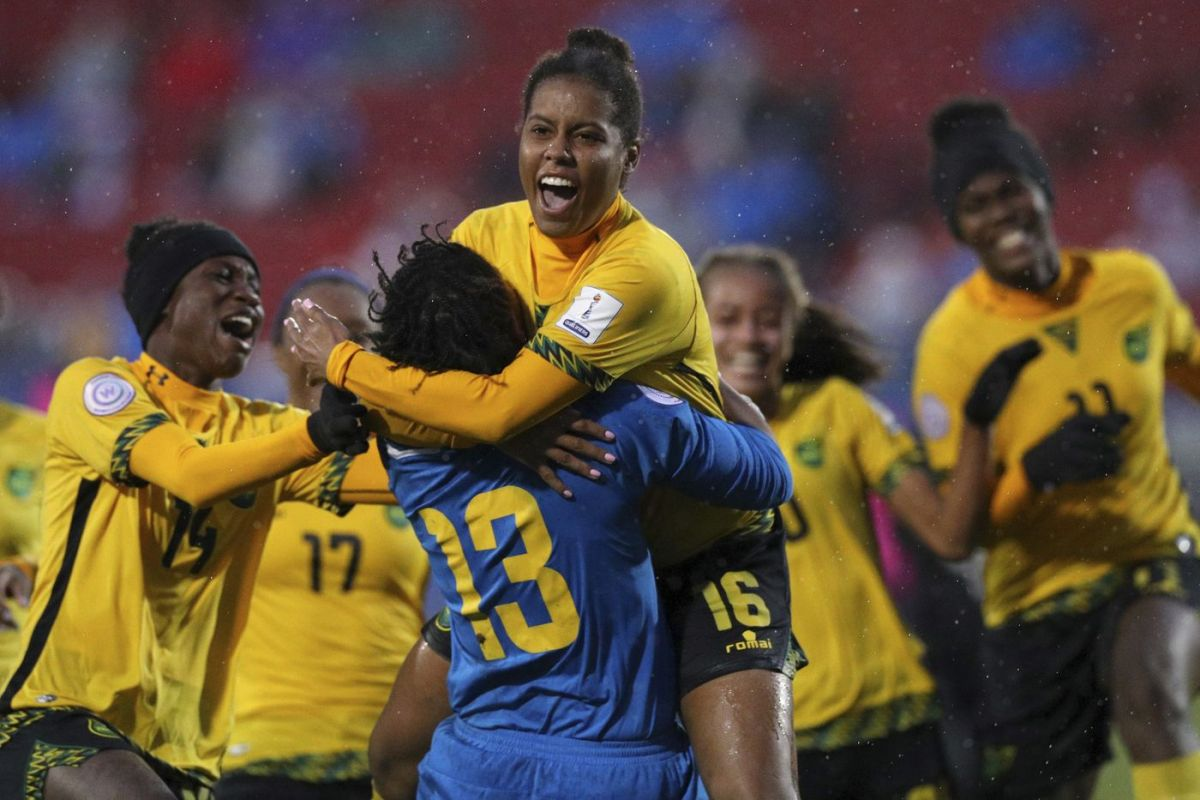 Jamaica Becomes The First Caribbean Nation To Qualify For Fifa