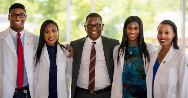 Black Family Creates Buzz On Social Media Because All The Children Became Doctors Like Their Father