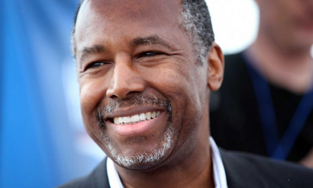 Ben Carson Said Women Must Marry To Escape Poverty - Your ...